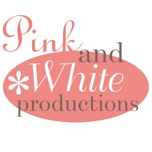 Pink & White logo