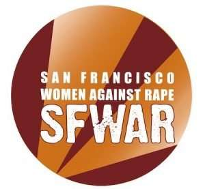San Francisco Women Against Rape (SFWAR) logo