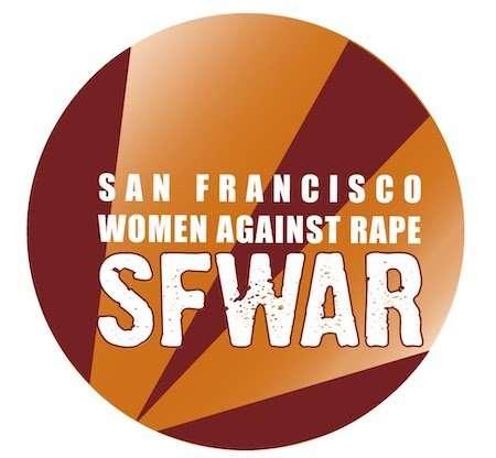 San Francisco Women Against Rape (SFWAR) logo