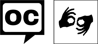 Open Captions and American Sign Language (ASL)